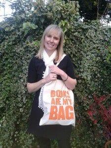 BAMB bag filled